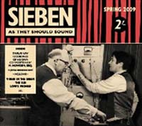 Sieben As They Should Sound CD 154617