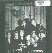 Visage Damned Don't Cry (woc) 7'' 560668