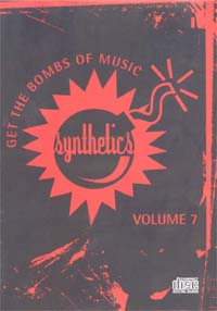 Various Artists / Sampler Synthetics - Volume 07 CD 576291