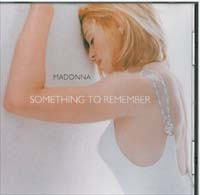 Madonna Something To Remember CD 597989