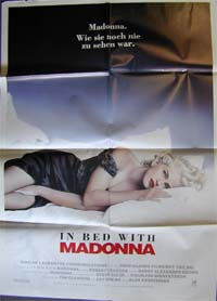 Madonna In Bed With Madonna - Oversize POSTER 598854